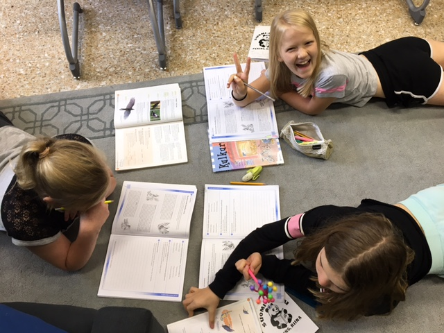 Kulkuri Pekingin Suomi-koulussa